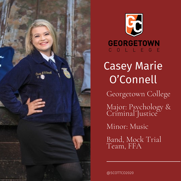 Casey Marie O'Connell