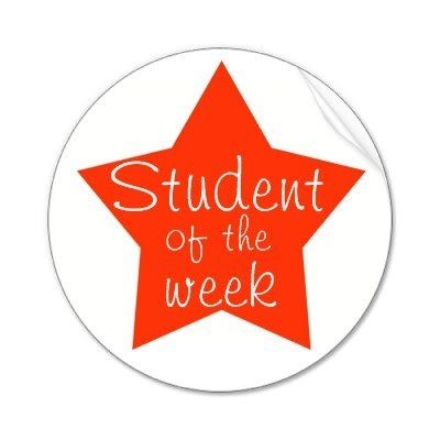 Image result for student of the week