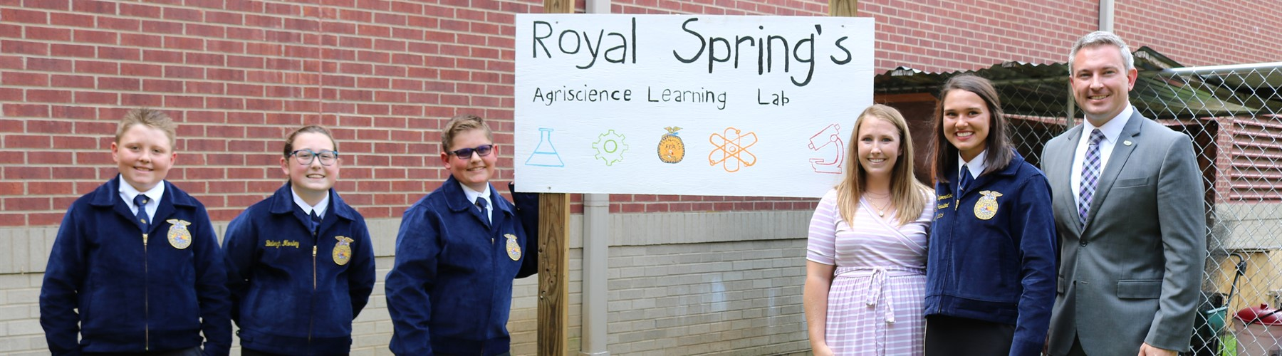 RSMS Agriscience Learning Lab