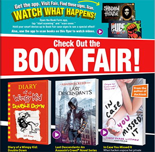 December Book Fair is HERE!