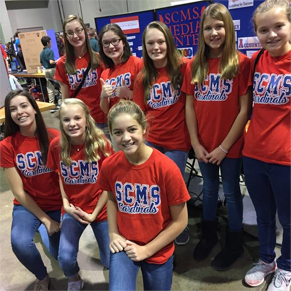 SCMS Enjoyed the STLP Regionals!
