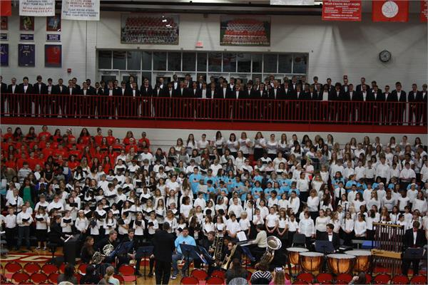 District Choral Music Festival