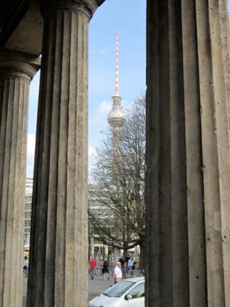 TV Tower in Berlin 2011
