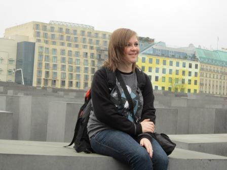 S at Holocaust Memorial Berlin 2011